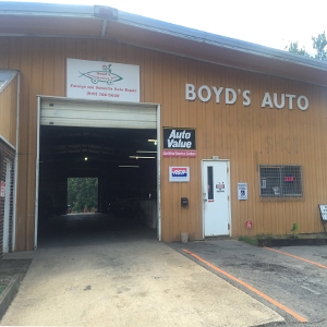 Boyd's Automotive, Sanford, NC